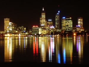 Night in Perth